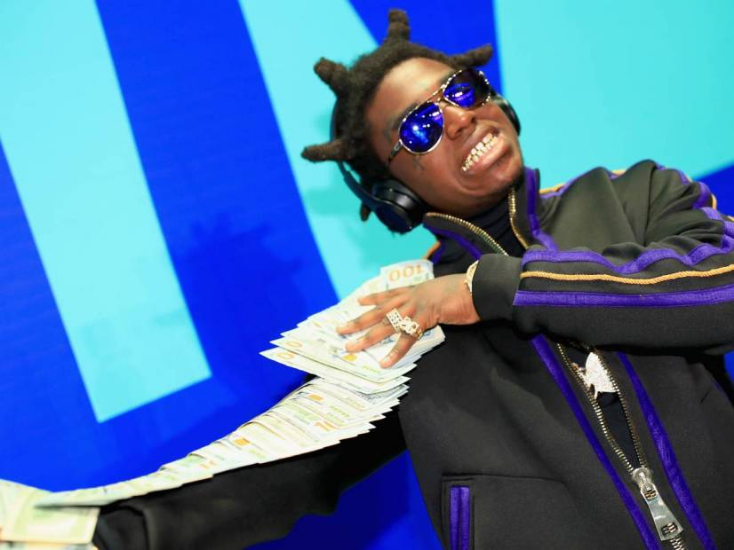 Incarcerated Kodak Black Hit With $500K Lawsuit