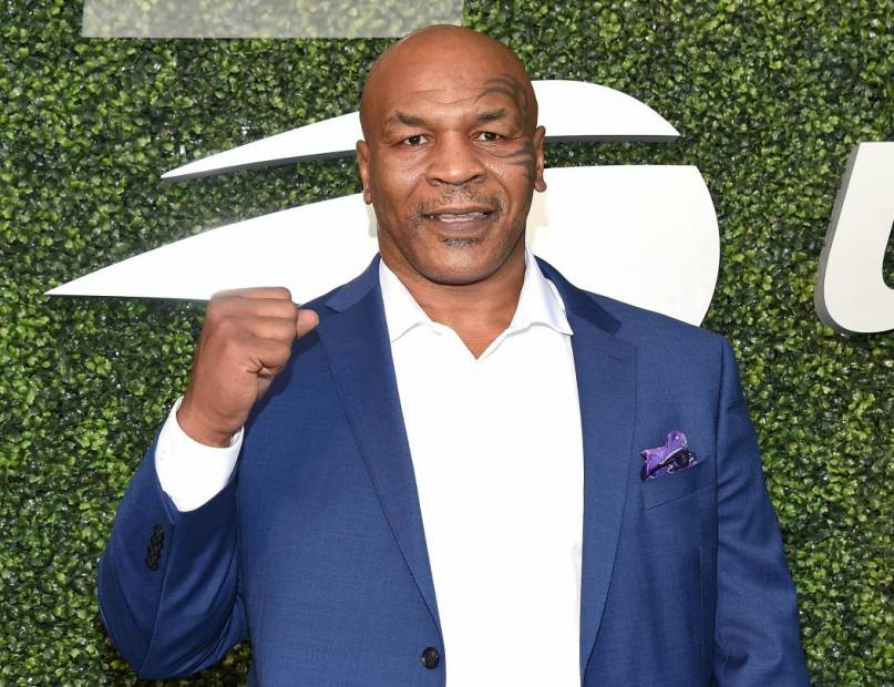 Mike Tyson Talks Greasy To Wack 100 On Instagram Following Their Fight