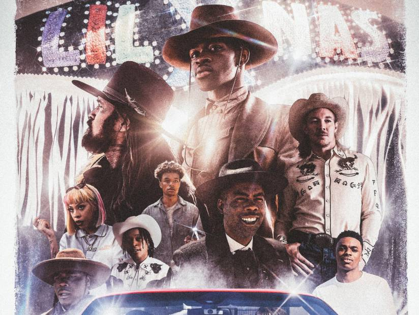 "Chris Rock, Vince Staples, Diplo & More Star In Lil Nas X & Billy Ray Cyrus' ""Old Town Road (Remix)"" Video"