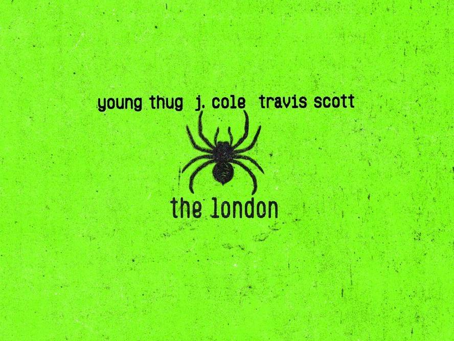 "Young Thug Recruits J. Cole & Travis Scott To Fly ""London"" Only"