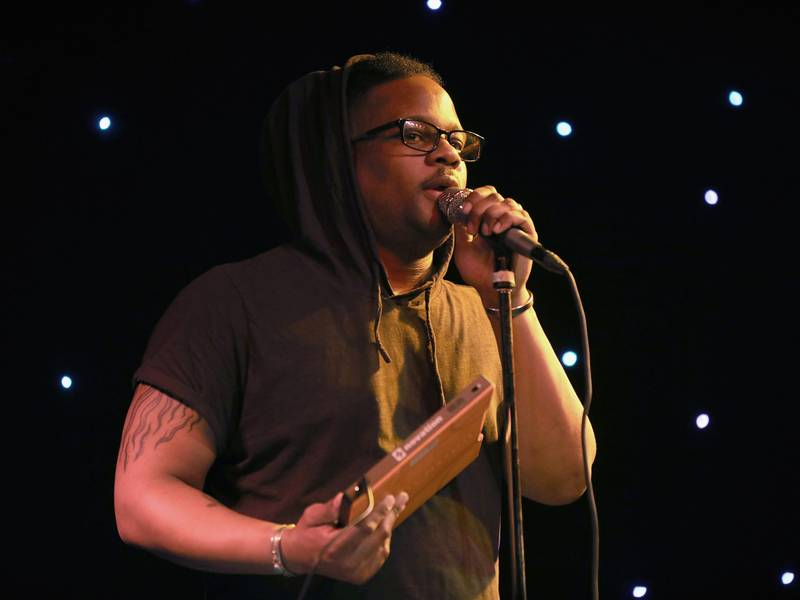 "Open Mike Eagle Drops ""The New Negroes"" Season 1 Soundtrack"