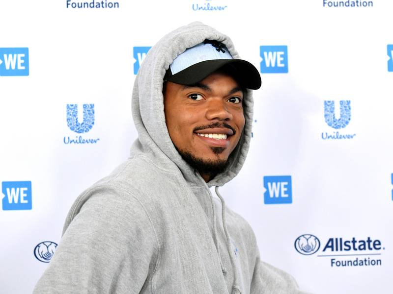 "Chance The Rapper Previews New Music For ""All That"" Reboot"