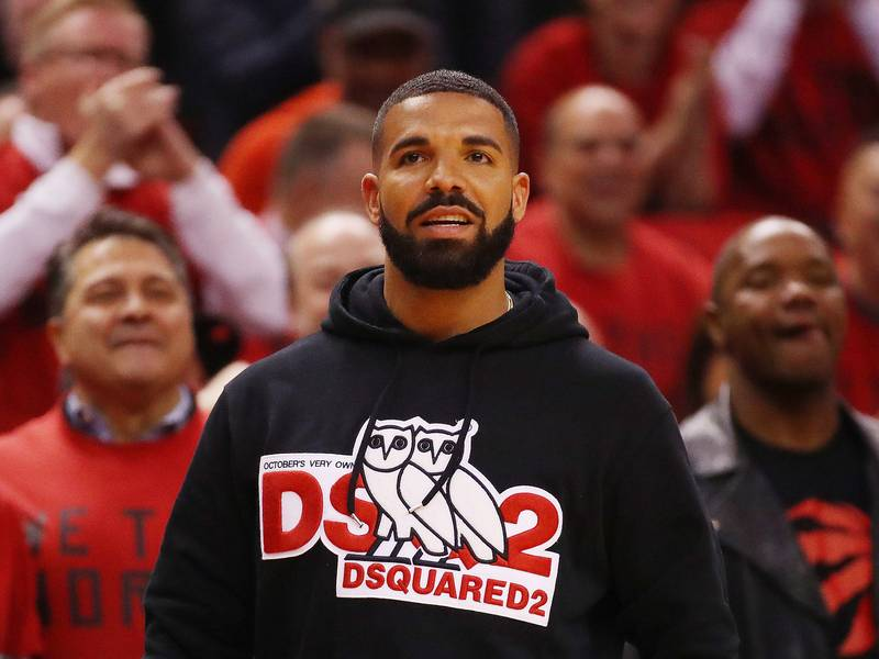 Bay Area Radio Station Bans Drake's Music For Duration Of 2019 NBA Finals