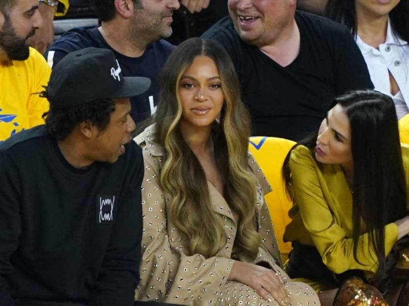 Beyonce Appeared Visibly Upset With Nicole Curran — & The Beyhive Is Here To