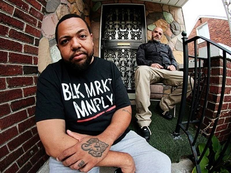 """Big Tone Teams With House Shoes For """"Big Shoes"""" LP"""