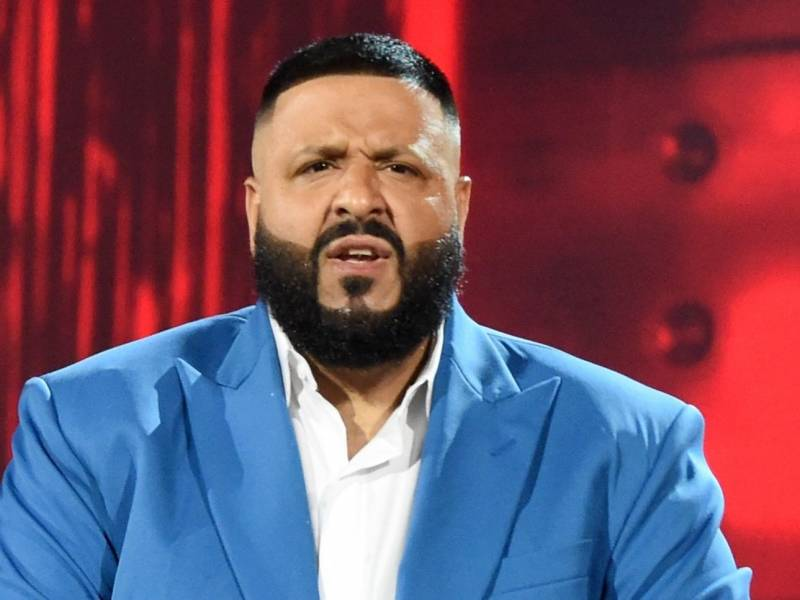 DJ Khaled Rocks Full Hazmat Suit To Dentist For Root Canal Procedure