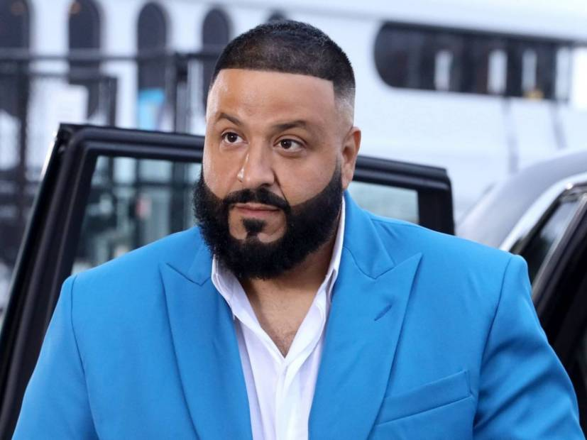 "DJ Khaled Reportedly Suing Billboard Over Disqualified ""Father Of Asahd"" Merch Sales"