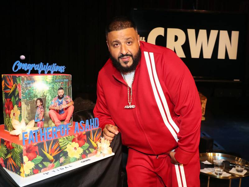 DJ Khaled Boasts to Beat Tyler, The Creator During the 2nd Week of Sales