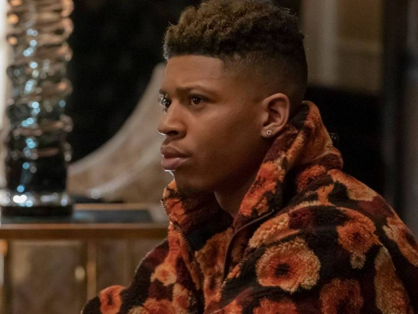 """Empire"" Actor Bryshere Gray Arrested In Chicago"