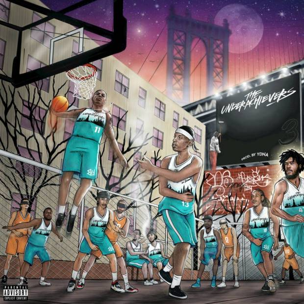 """Review: The Underachievers' """"Lords Of Flatbush 3"""" EP Lacks Replay Value"""