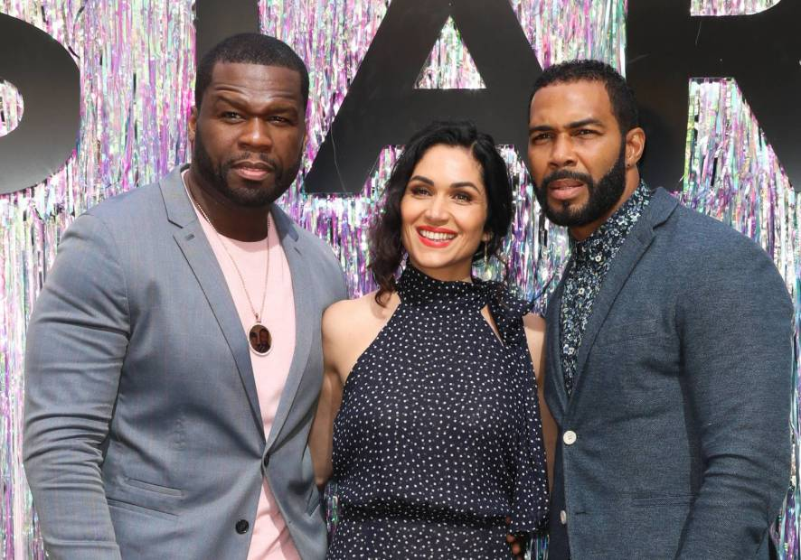 "STARZ Premiering ""Power"" Season 6 At Madison Square Garden — Complete With 50 Cent Performance"