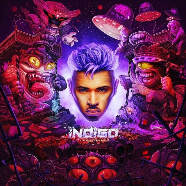 "Review: Chris Brown's ""Indigo"" Is A Publicity Stunt That Needs To Cease & Desist"