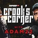 "KXNG Crooked & Adam22 Discuss J. Cole's Evolution On ""Crook's Corner"""