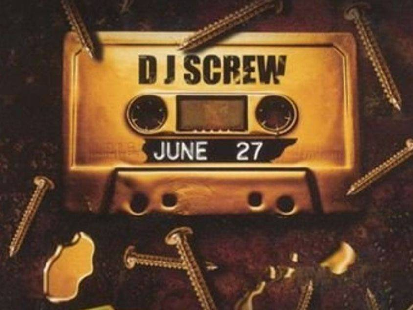 "#ThrowbackThursdays: DJ Screw Records ""June 27"" At His Houston Home In 1996"