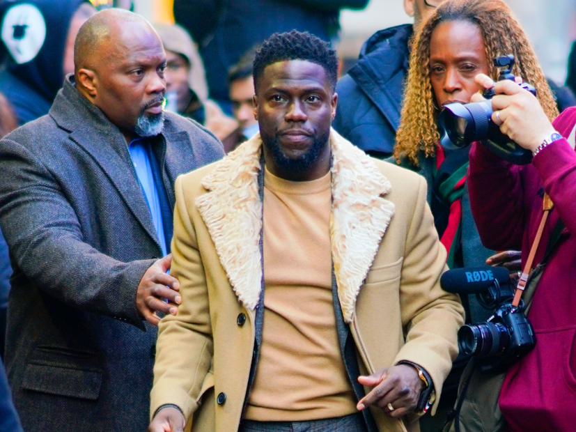 Kevin Hart Sued Over Security Allegedly Breaking Woman's Face