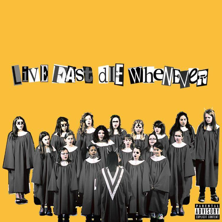 "Review: $uicideboy$ & Travis Barker Muddle The Rock-Rap Crossover On ""Live Fast Die Whenever"""