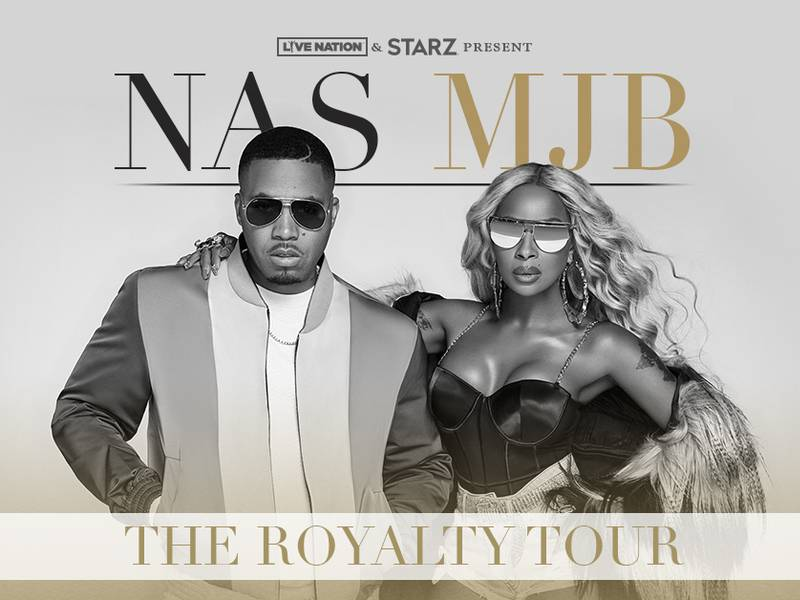 Nas & Mary J. Blige Add New Dates To Co-Headlining Tour