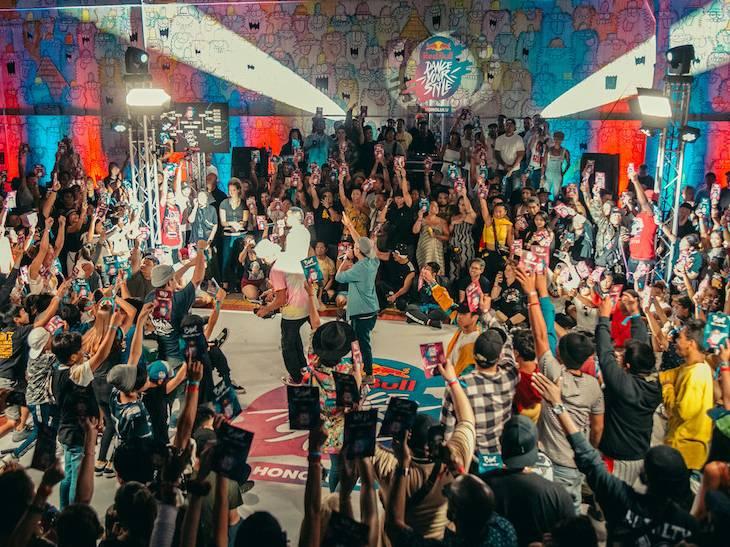 Hawaii's Own HiJack Wins Red Bull Dance Your Style Honolulu