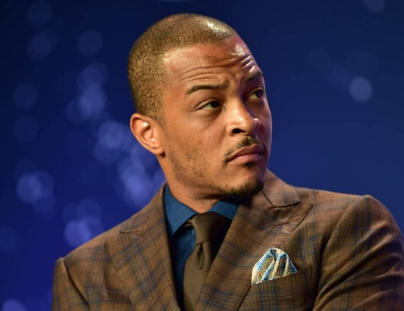 T.I. To Star In Flint Water Crisis Film Produced By Will Smith's Overbrook Entertainment