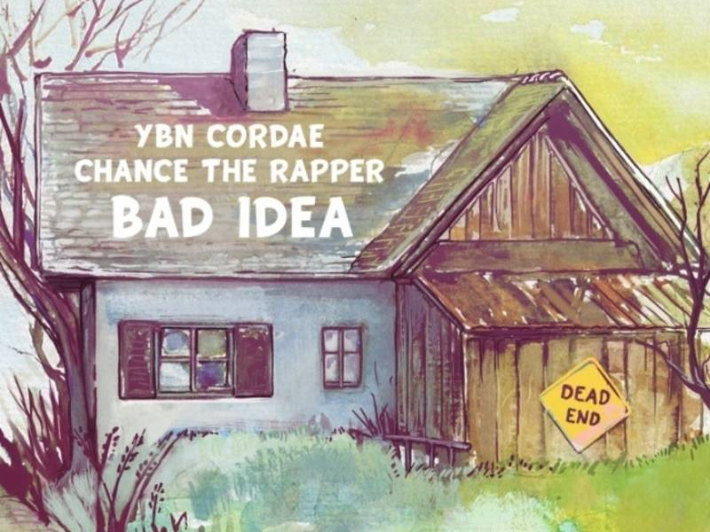 "YBN Cordae Teams With the Possibility of the Rapper Of ""Bad Idea"" Video"