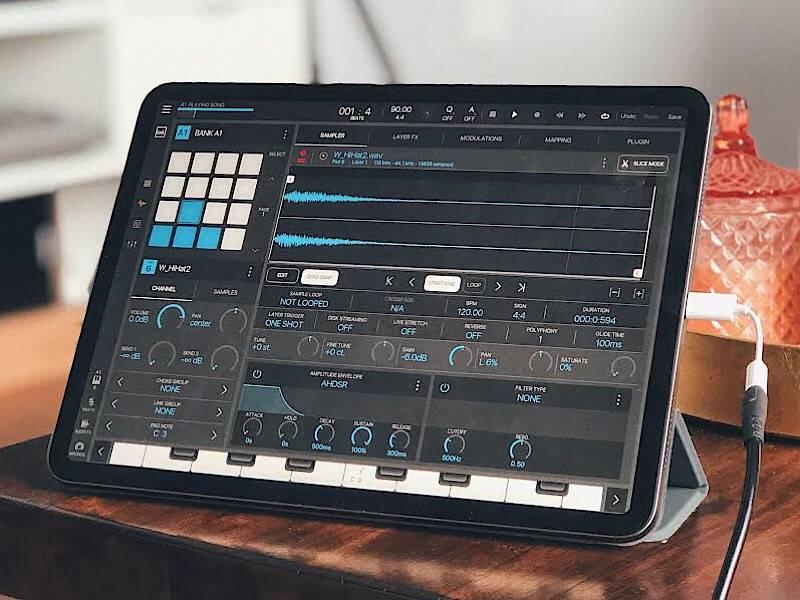 Los productores de Buckwild, EZ Elpee y Más peso Sobre las Decisiones de los Beats De iPads