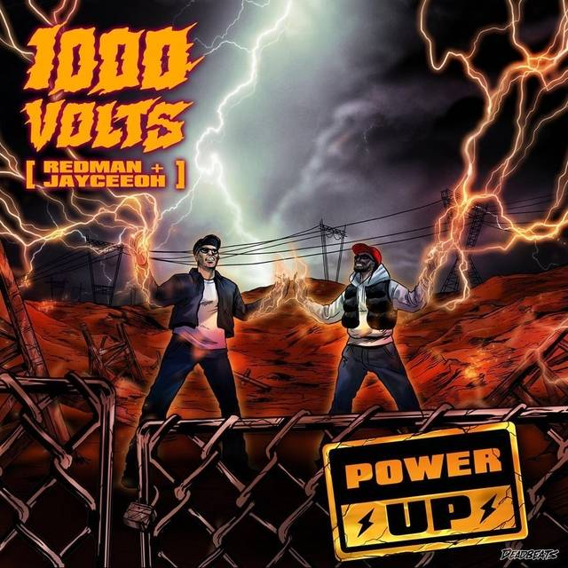 "Review: Redman & Jayceeoh Shock The Rave Circuit As 1000Volts On ""Power Up"""