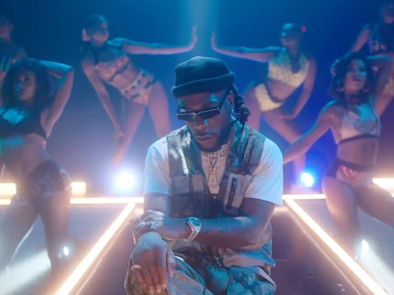 "Burna Boy Releases ""African Giant"" Featuring Future, YG, Damian Marley & More"