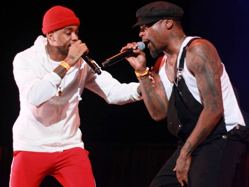 Bigger Than Hip Hop: How dead prez Is Improving The World