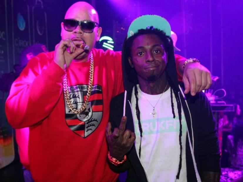 "Fat Joe & Lil Wayne Reunite For ""Pullin"" Video"