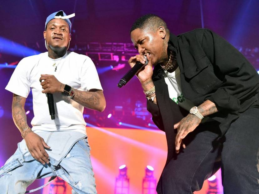 "YG Breaks Silence On Slim 400 Shots: ""400 Niggas don't Die, The $ Multiply"""