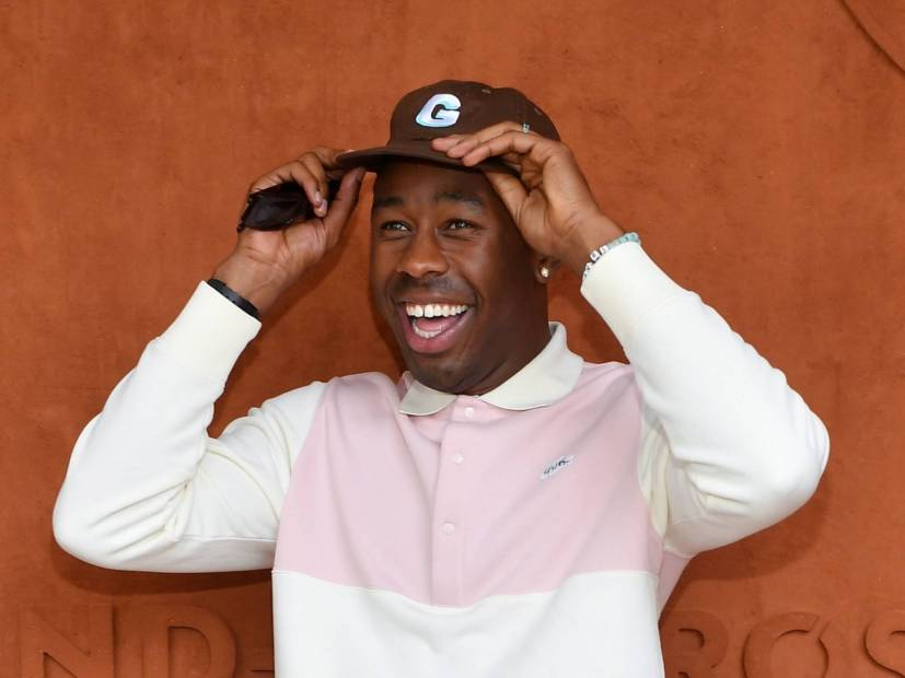 Tyler, The Creator Revives The Filming Of 'Son Of A Bitch' On Instagram
