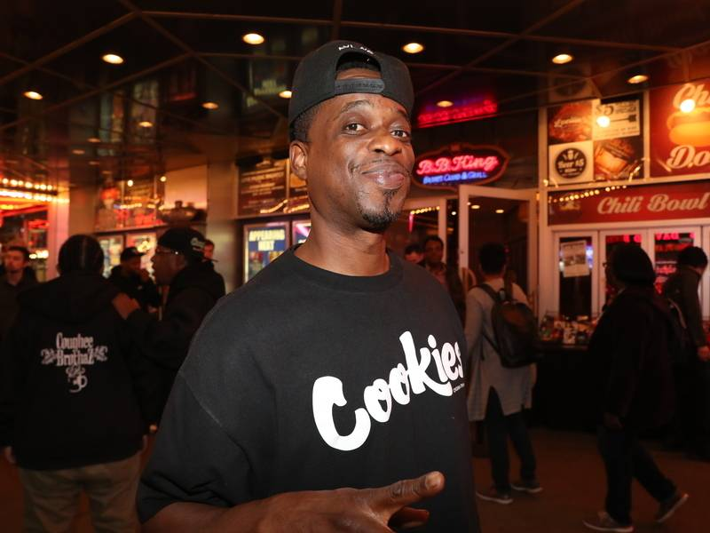 "Devin The Dude Drops ""Still Rollin' Up: Somethin' To Ride With"" Album"