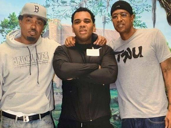 Kevin Gates Visits Louisiana Rap Legends C-Murder & Mac In Prison