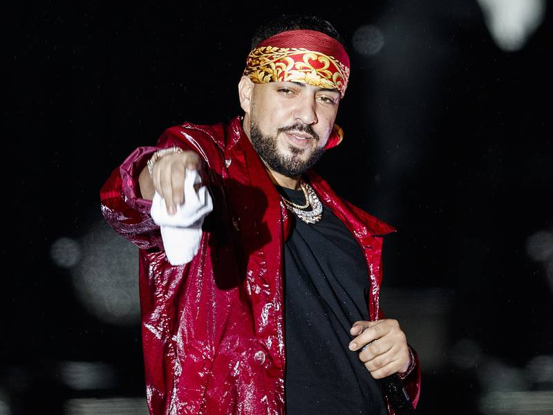 "Twitter Points Out French Montana & Max B Skipped ""Coke Wave 3"""