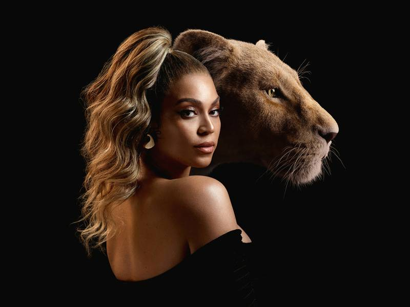 "Blue Ivy, JAY-Z, Kendrick Lamar, Childish Gambino & More To Feature On Beyoncé's ""Lion King"" Album"