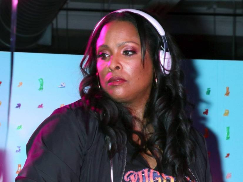 Spinderella Suing Salt-N-Pepa, For The Payment Of Royalties