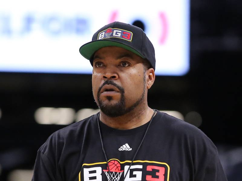 Ice Cube (Kinda) Explains Why Lamar Odom Was Sliced & Diced From BIG3