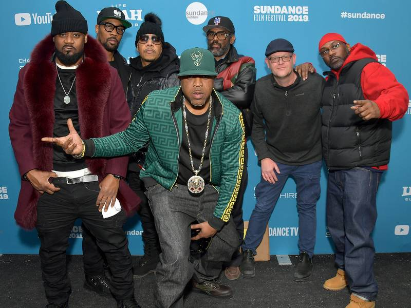 "Showtime's ""Wu-Tang Clan: Of Mics and Men"" Wins the Emmy Nomination"