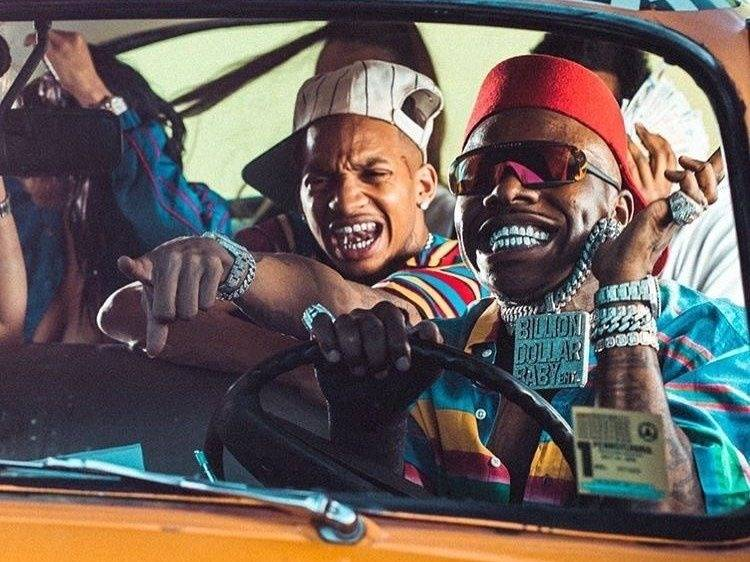 "Stunna 4 Vegas & DaBaby Channel ""Fresh Prince Of Bel-Air"" Visual ""Ashley"" Video"