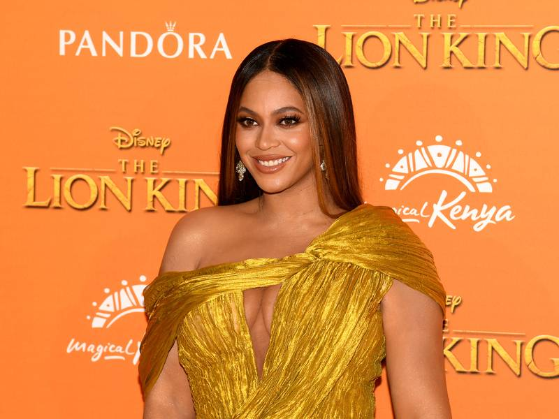 "Listen To Beyoncé-Curated Compilation Of ""The Lion King: The Gift"""