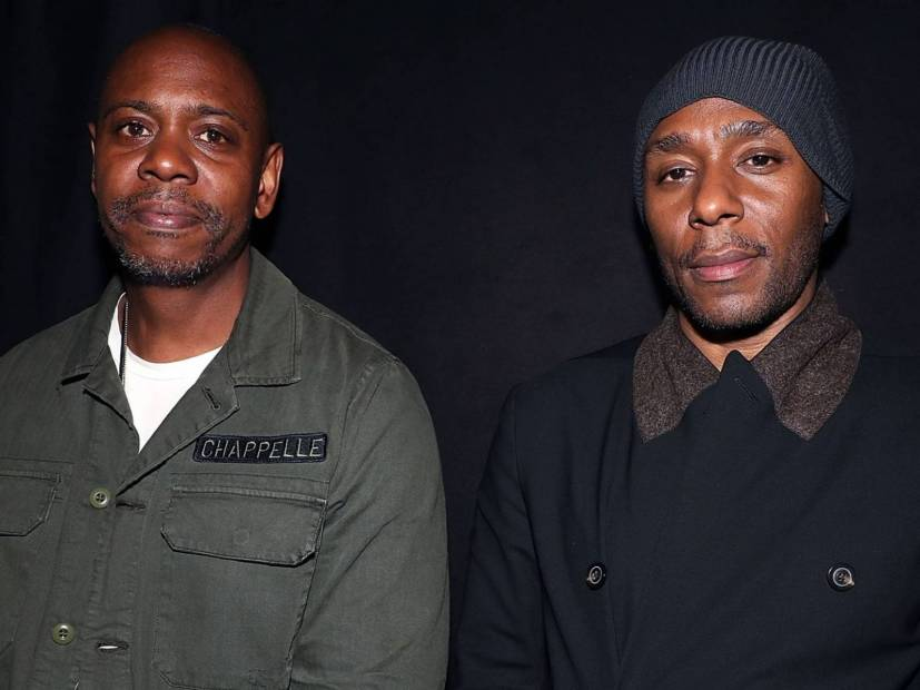 """Dave Chappelle Says That he has Heard of A """"Exclusive Leak"""" Of the Legendary Black Star Album"""
