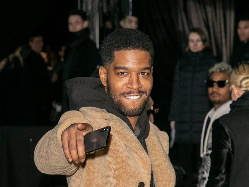 "Kid Cudi Teams With ""Black-ish"" Creator Kenya Barris For Netflix Animated Series ""Entergalactic"""
