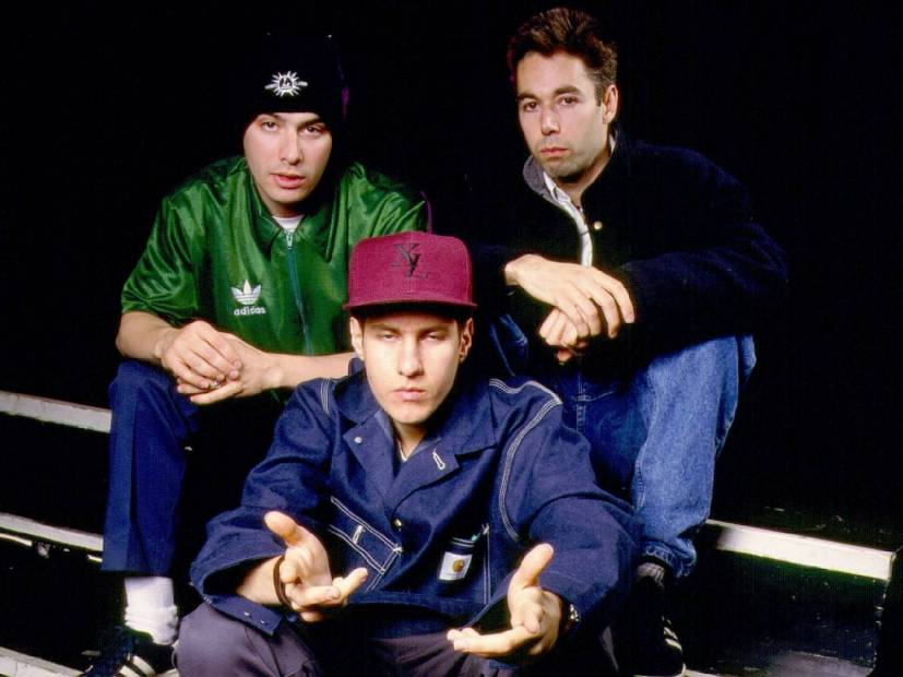 Beastie Boys Promise To Put Out 'Hot Sauce Committee Part I' — If They Can Find It