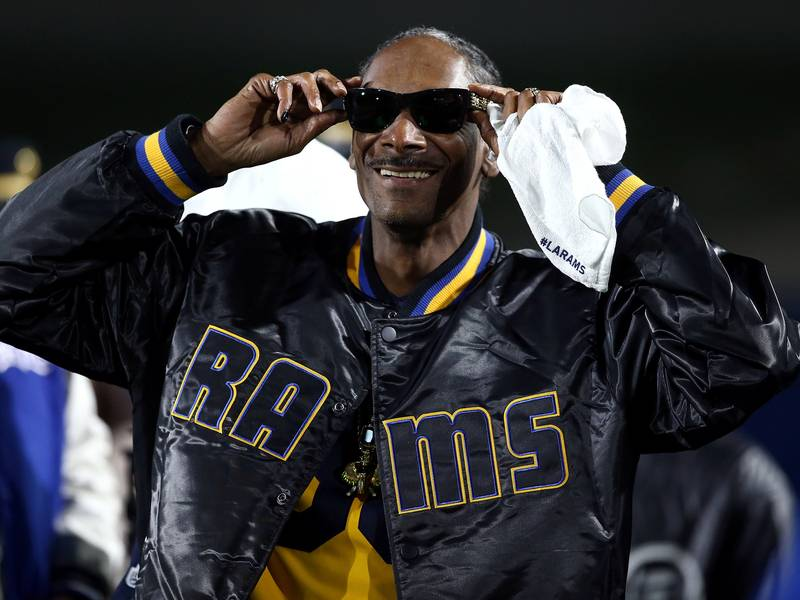 Watch Snoop Dogg's New