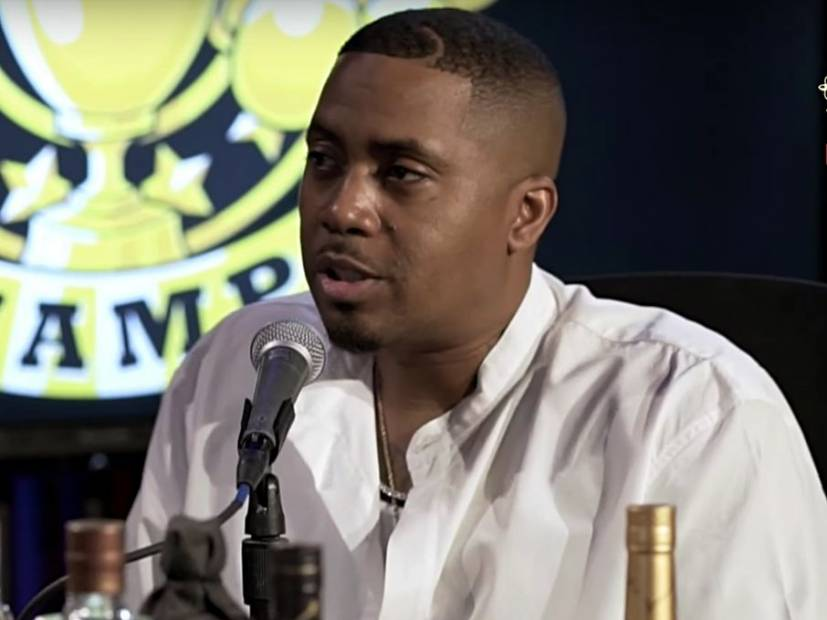 Nas Admits Prince Declined To Record With Him Because He Didn't Own His Masters