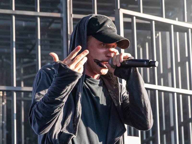 "NF Drops ""The Search"" LP"