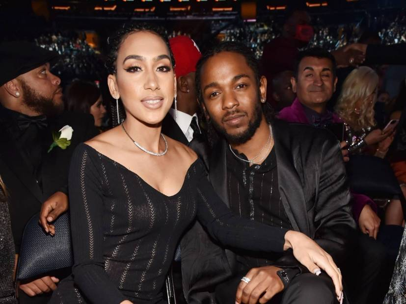 Kendrick Lamar & Fiancée Welcome Their 1st Child