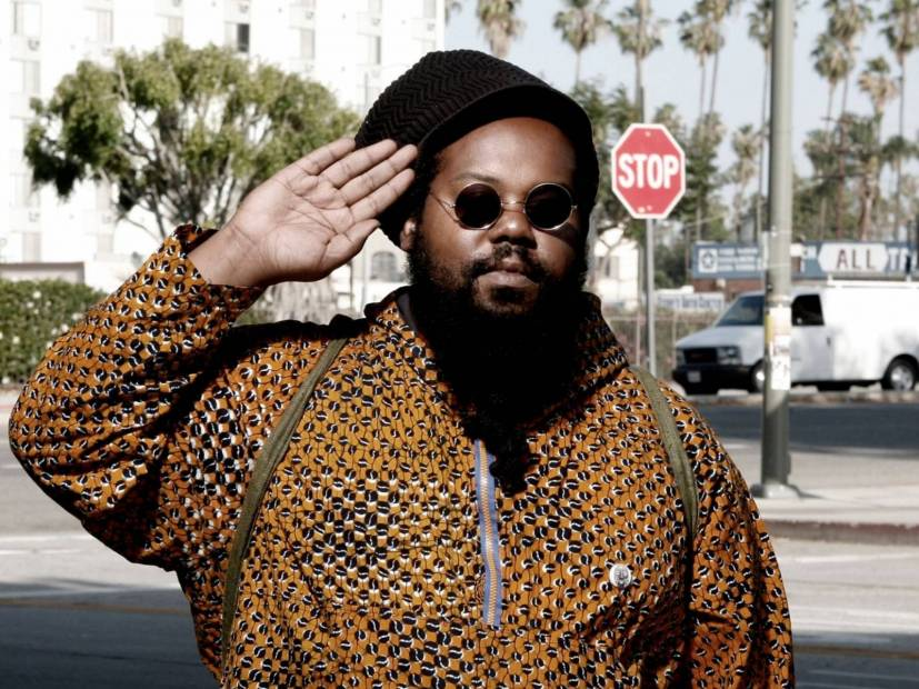 Ras G's Brother Launches GoFundMe To Help Carry On His Legacy