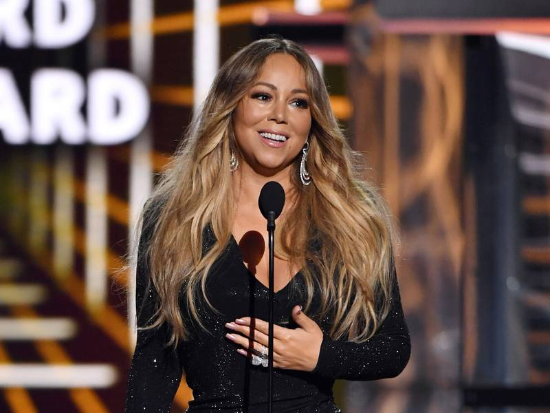 Mariah Carey Humbly Passes Lil Nas X The Billboard Torch