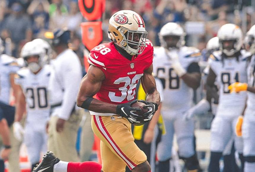 "San Francisco 49ers' Antone Exum Jr Pummels the Brutality of the Police On the ""official "" kAEPERNICK"" Only"